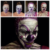 1-Day Cursed Clowns Workshop with Maria Malone-Guerbaa - Sat 17th August 2019, Training Courses, Titanic Creative Management, Titanic Creative Management learn, makeup, courses, training, belfast, beauty, sfx, prosthetics, ireland, northern_ireland, united_kingdom, uk, europe, Titanic Creative Management