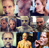 Create & apply flawless Baldcaps with Adrian Rigby - 13th & 14th June 2020, Training Courses, Titanic Creative Management, Titanic Creative Education learn, makeup, courses, training, belfast, beauty, sfx, prosthetics, ireland, northern_ireland, united_kingdom, uk, europe, Titanic Creative Management