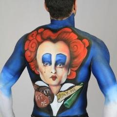 Beginners Body Painting Weekend with Carolyn Roper - 3rd & 4th August 2019, Training Courses, Titanic Creative Management, Titanic Creative Management learn, makeup, courses, training, belfast, beauty, sfx, prosthetics, ireland, northern_ireland, united_kingdom, uk, europe, Titanic Creative Management