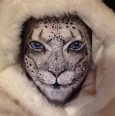 1-Day Animal Artistry Facepainting Workshop with Maria Malone-Guerbaa - 18th Aug 2019, Training Courses, Titanic Creative Management, Titanic Creative Management learn, makeup, courses, training, belfast, beauty, sfx, prosthetics, ireland, northern_ireland, united_kingdom, uk, europe, Titanic Creative Management