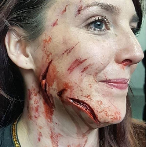 Stuart Bray's Mastering Application & Colouring Prosthetics  - 27th & 28th June 2020, Training Courses, Titanic Creative Management, Titanic Creative Education Ltd learn, makeup, courses, training, belfast, beauty, sfx, prosthetics, ireland, northern_ireland, united_kingdom, uk, europe, Titanic Creative Management
