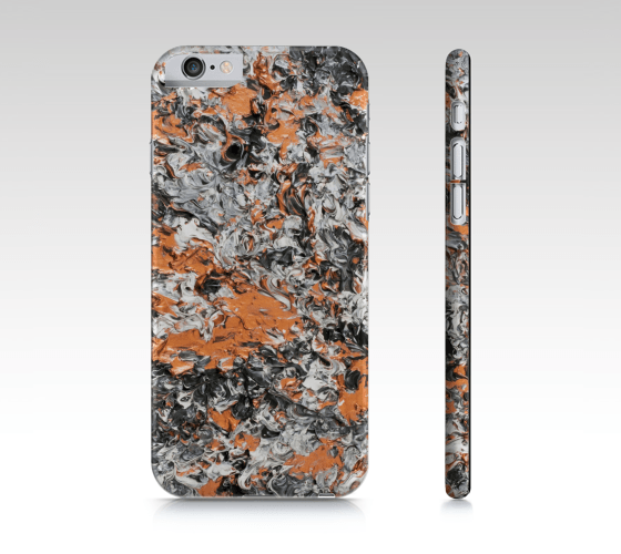 Copper Mind iPhone Case