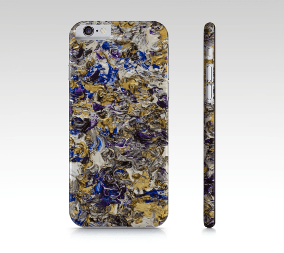 Golden Dream iPhone Case