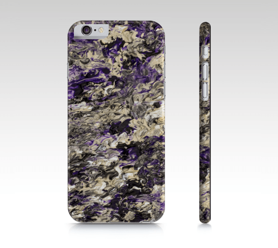 Violet Dream iPhone Case