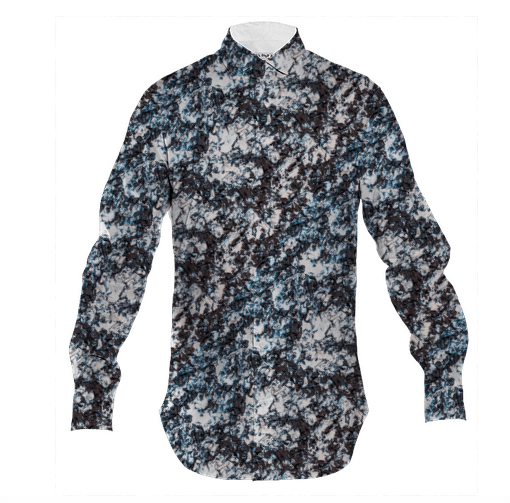 A Moonlit Walk Dress Shirt