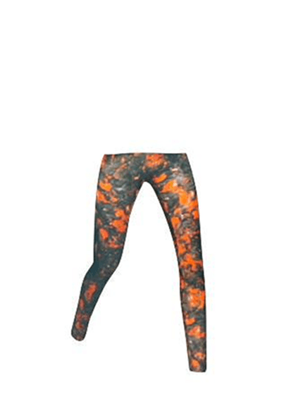 Red Viper Leggings