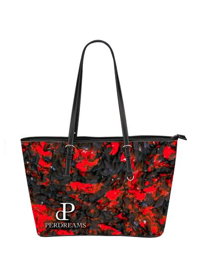 Red Viper Tote Bag