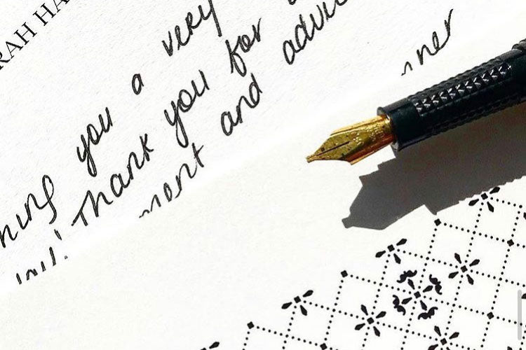 The Art of Letter-Writing is not Dead