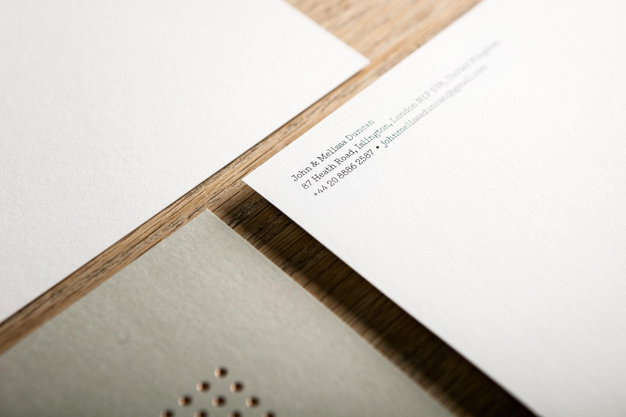 Industrial Correspondence Cards