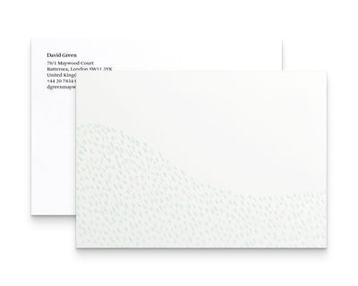Natural Correspondence Cards