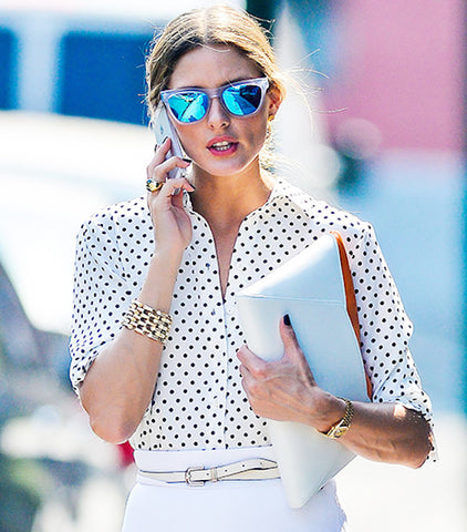 Mirrored Sunnies - Get The Look!