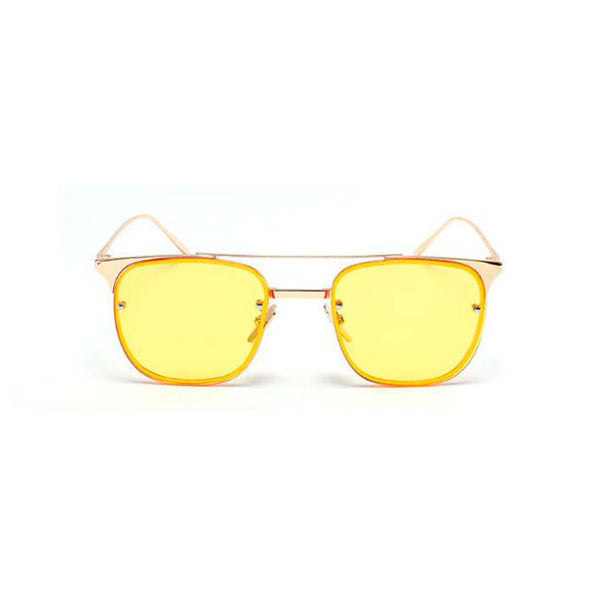 Avery Sunglasses - Yellow