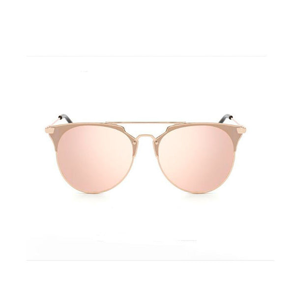 Hunter Sunglasses - Pink/Gold