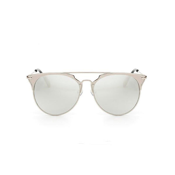 Hunter Sunglasses - Silver