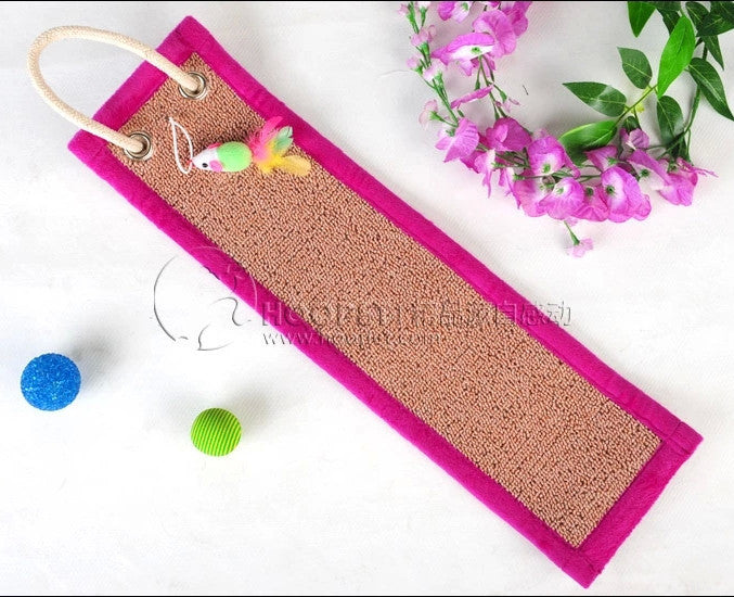 Corrugated Cat Scratching Board