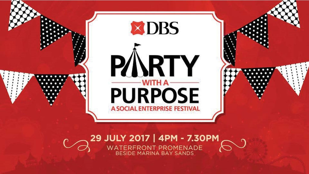 DBS PARTY WITH A PURPOSE -29 July 2017