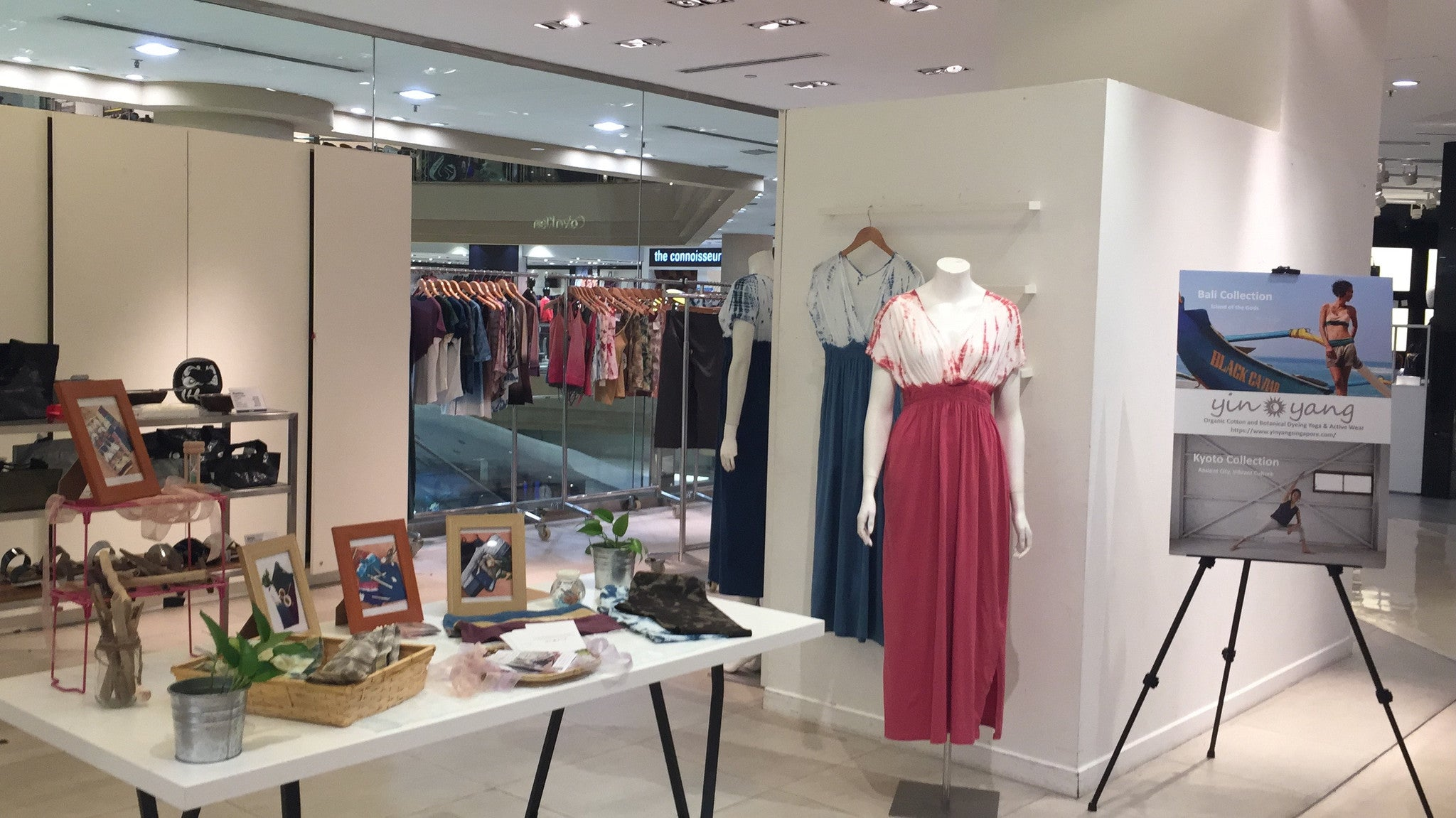 Isetan Pop-up Store