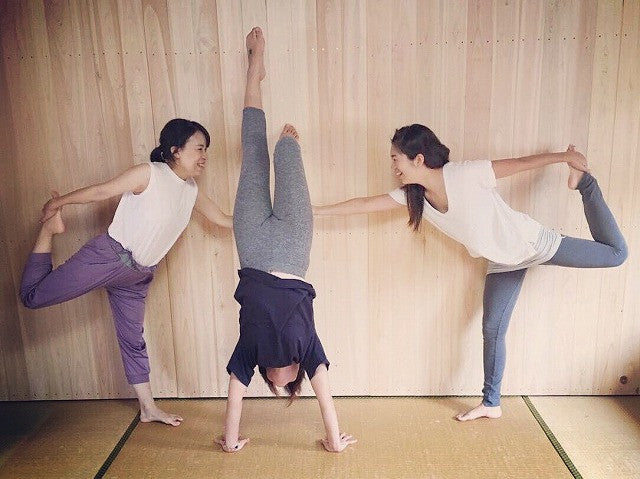 "Introducing the Yoga Space ""bochi bochi*"" (in Nara, Japan)"