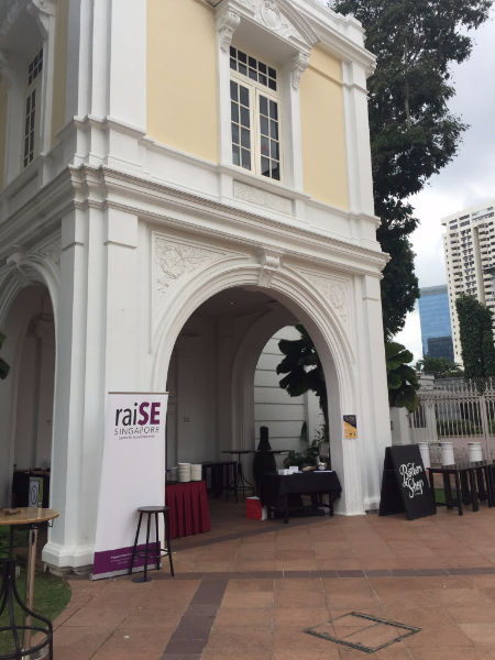 RaiSE SG Open Talk: Forging Ahead For the Business For Good