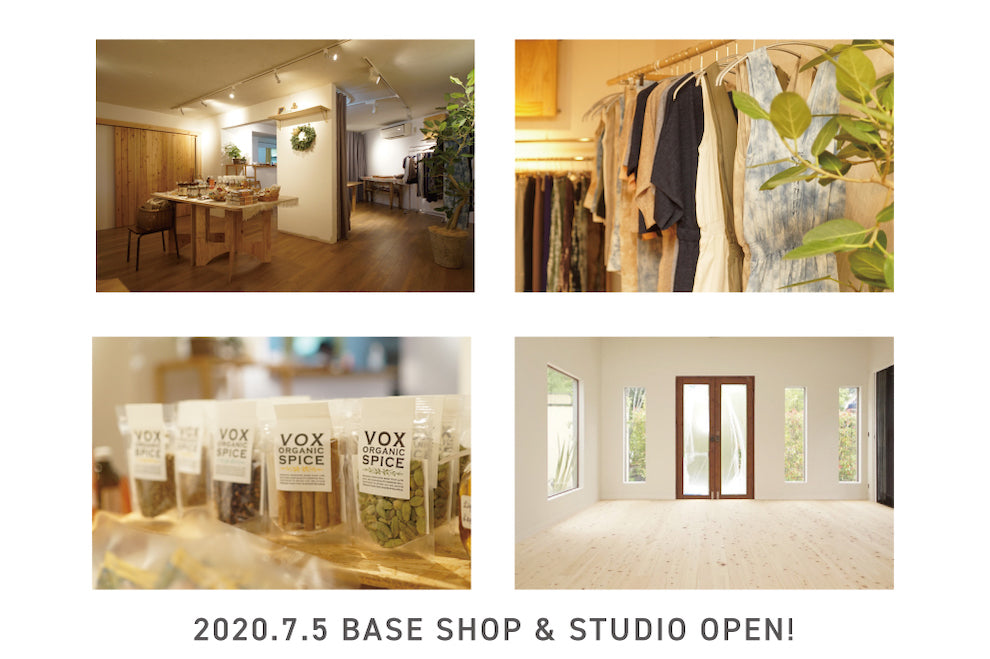 yinyang BASE SHOP opened in Kyoto