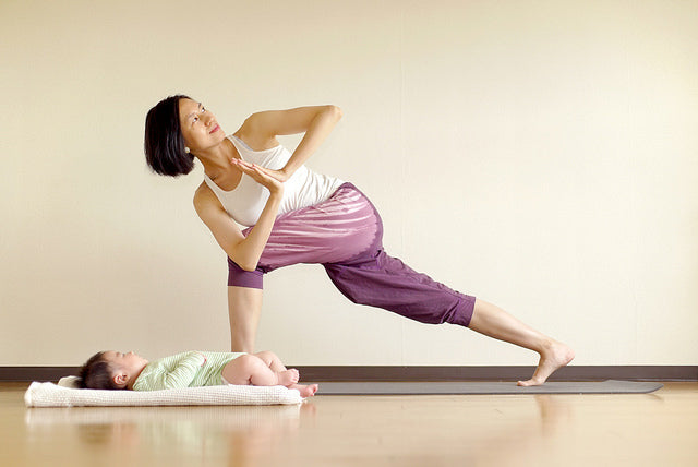 Postpartum Body & Yoga Practice