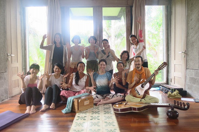 Yin Yang's Yoga Retreat Report Vol.3