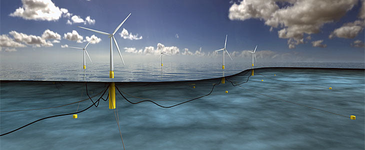 BARDOT Group to work with Nexans on Hywind, world's first floating wind farm
