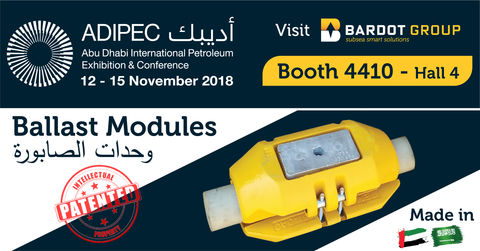 BARDOT Group at Adipec Abu Dhabi 2018