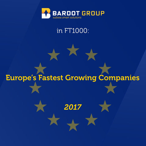 BARDOT Group among the fastest growing companies in Europe