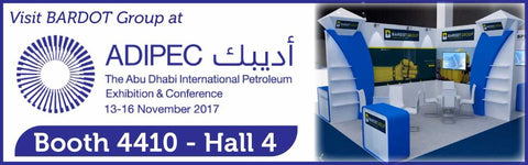 BARDOT GROUP will be exhibiting at ADIPEC 2017 in Abu Dhabi to highlight its latest subsea equipment & services