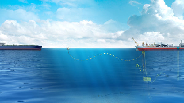 Subsea Hoses Unbounded And Rubber Lines Buoyancy Ballast