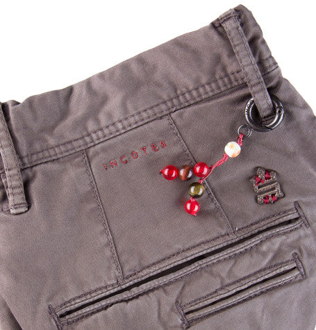 Casual Skin Fit Two Coin Pocket Slacks