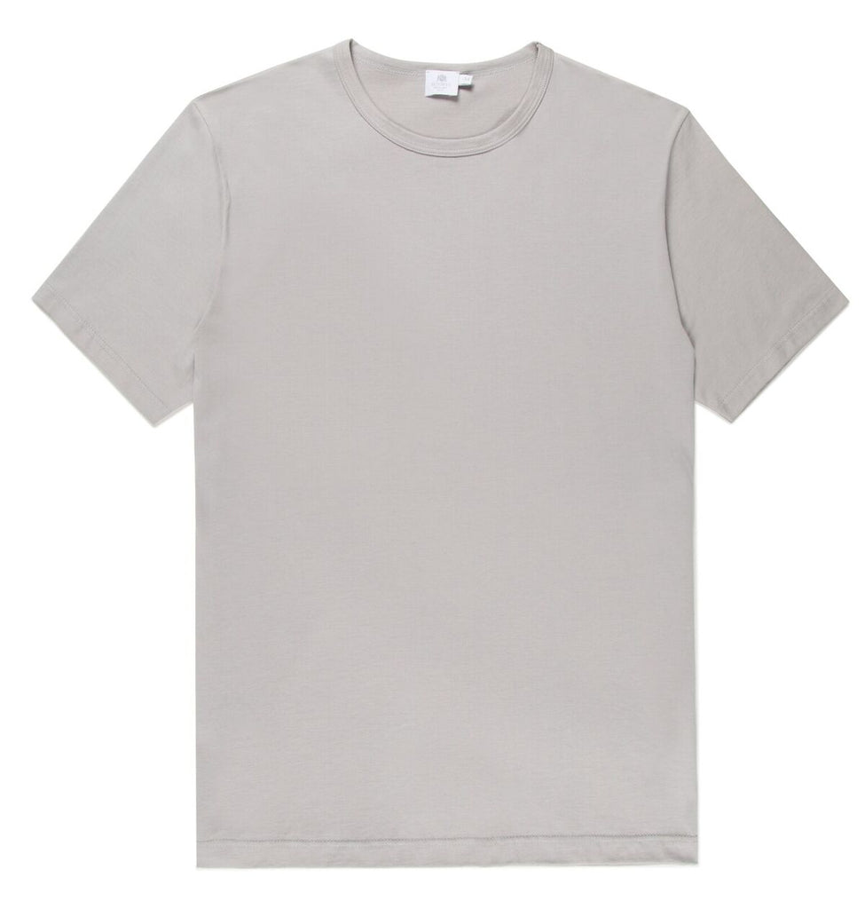 Crew Neck Cotton Short Sleeve T-Shirt