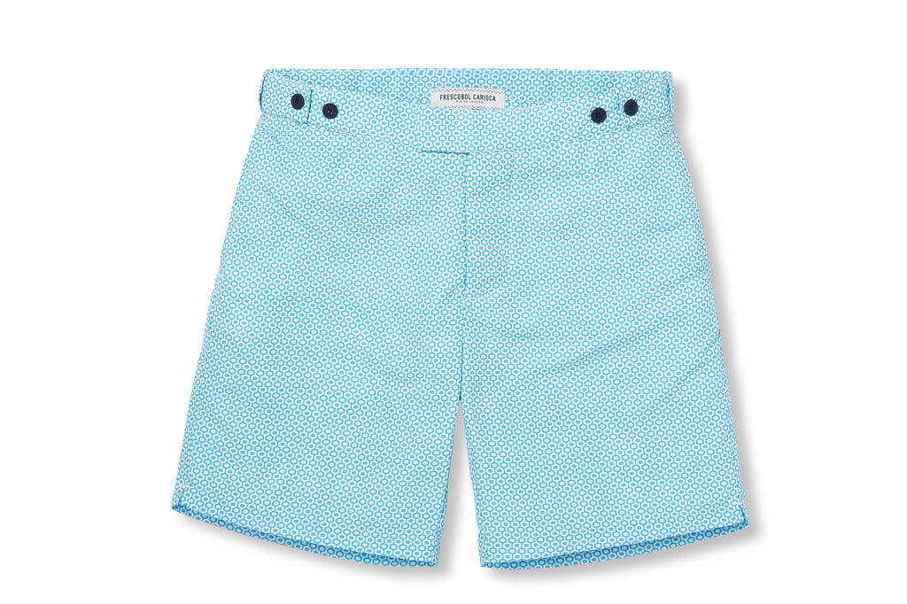 Trunks Tailored Long-Ipanema Small