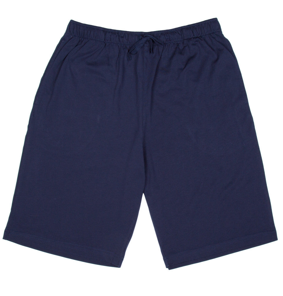 Lounge Pima Cotton Shorts