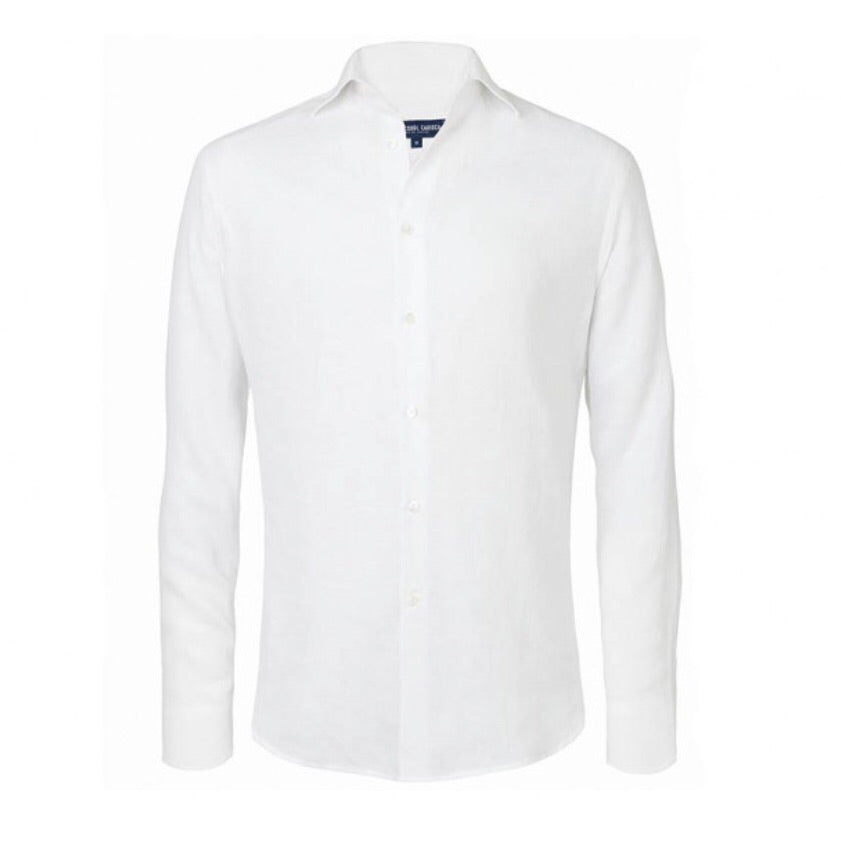 Linen Shirt Slim Fit