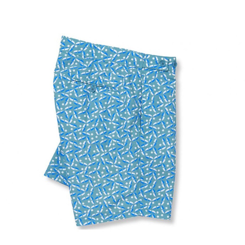 Açaí Long Tailored Swim Shorts