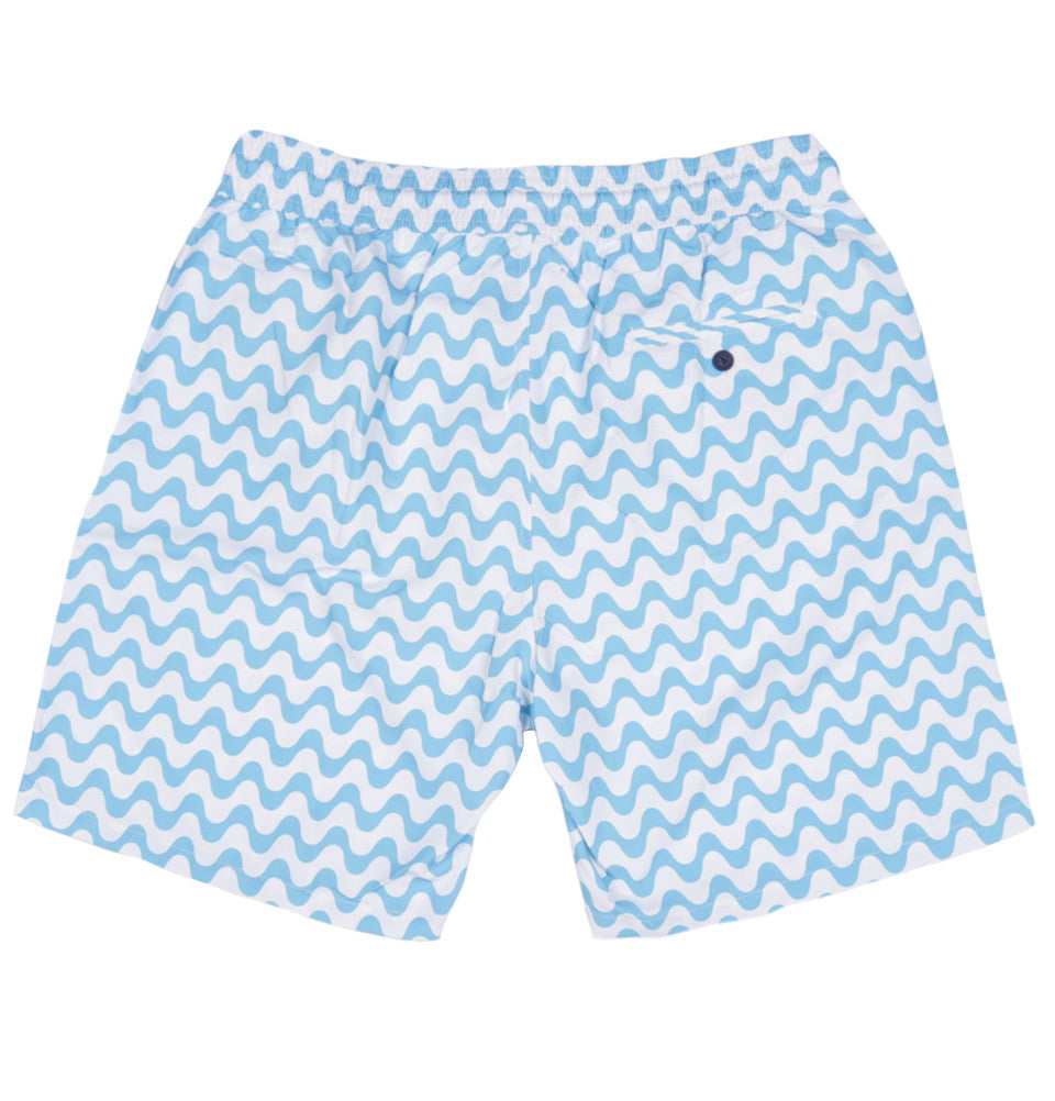 Short Leg Cotton Copacabana Sports Swim Shorts