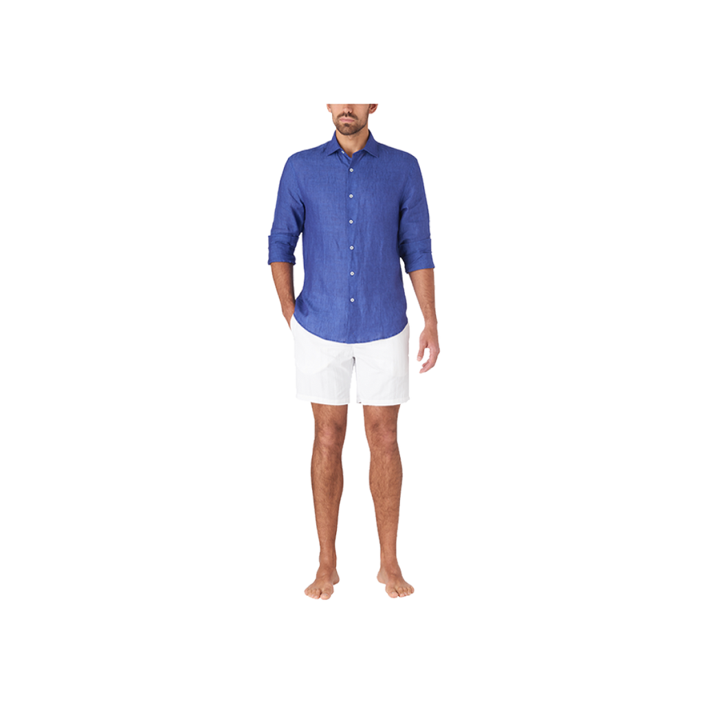 Linen Shirt Regular Fit