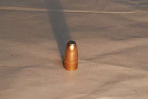 .375 Caliber 200 Grain Jacketed Soft Point Bullets (w/cannelure)