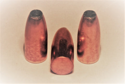 Environmentally Friendly .375 Caliber 200 Grain Jacketed Bismuth Bullets (w/cannelure) NON-LEAD!