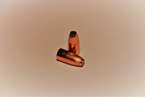 MAKING MORE NOW! Environmentally Friendly .38-55 Caliber 200 Grain Jacketed Bismuth Bullets (w/cannelure) NON-LEAD!