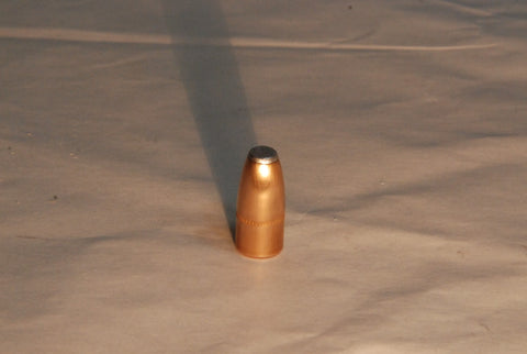 .375 Caliber 220 Grain Jacketed Flat Point Bullets