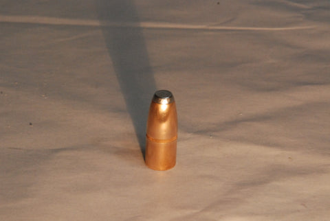 .375 Caliber 255 Grain Jacketed (Cu) Soft Point Bullets (w/cannelure)
