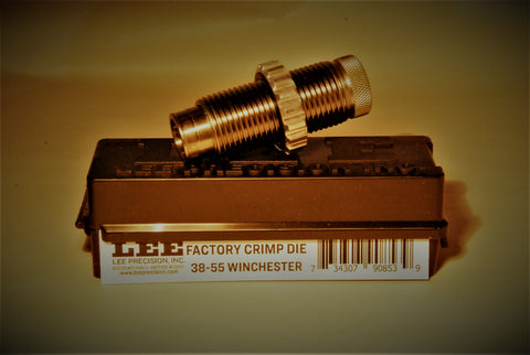 Lee Precision .38-55 Caliber Factory Crimp Die