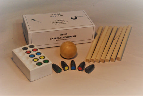 .38-55 Slugging kit