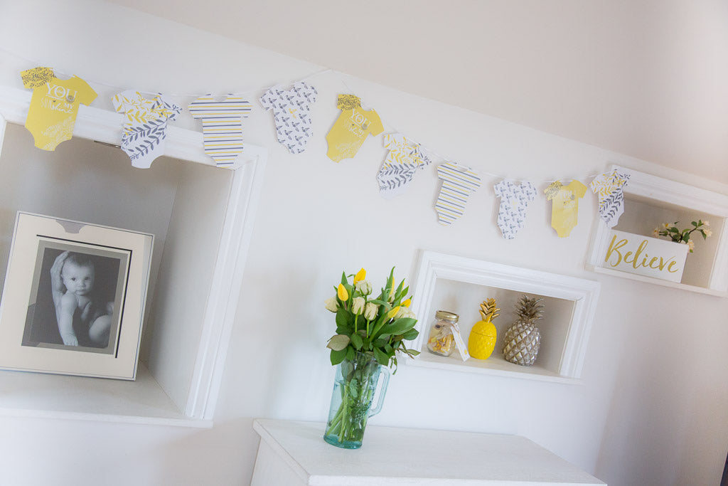 Six tip for organising a baby shower