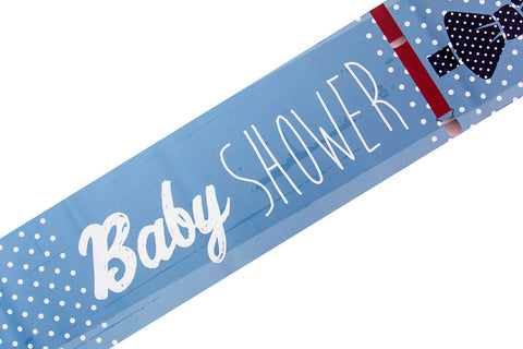 Fantastic Mr Baby - Baby Shower Banner by Little Dot Baby Shower