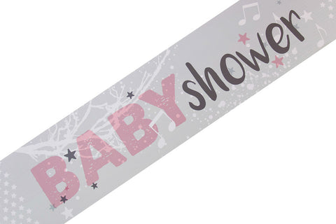 Twinkle Twinkle Baby Shower Banner by Little Dot Baby Shower