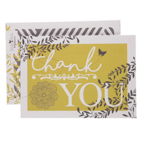 You Are My Sunshine thank you cards by Little Dot Company